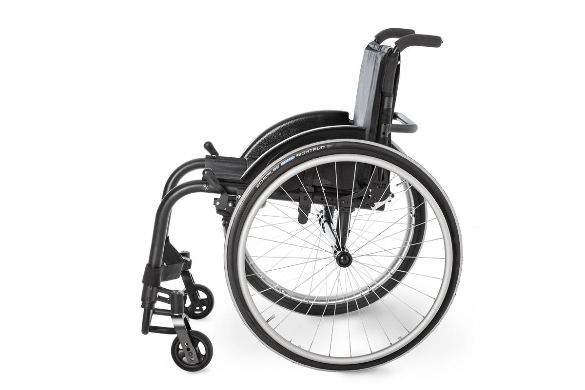 silla de ruedas rogue alx