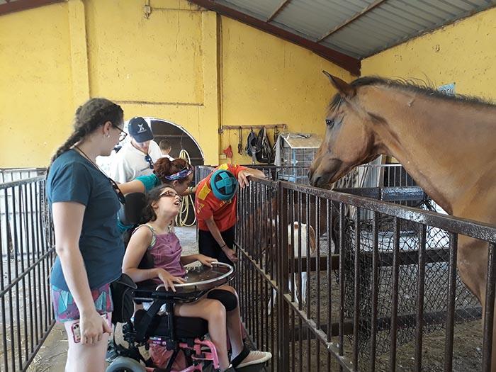 Foto de la Fundación Deporte y Desafío: Actividad en el Campamento Multiactividad